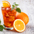 soğuk · buzlu · çay · taze · turuncu · nane - stok fotoğraf © grafvision