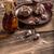 sarımsak · karanfil · ahşap · plaka · cilt · tahta - stok fotoğraf © grafvision