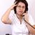 telefonu · kobieta · pomocny · business · woman · telefonu · studio · działalności - zdjęcia stock © grafvision