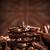 chocolade · snoep · noten · gehakt · bars - stockfoto © grafvision