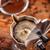 古い · コーヒー · ポット · 孤立した · 白 · 芸術 - ストックフォト © grafvision