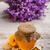 naturale · miele · miele · di · ape · polline · propoli · alimentare - foto d'archivio © grafvision