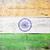 vlag · Indië · geschilderd · hout · plank - stockfoto © grafvision