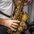 oynama · saksofon · müzik · ışık · sanat · konser - stok fotoğraf © grafvision