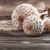 parasol mushroom on old wooden background stock photo © grafvision