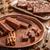 ev · yapımı · çikolata · parçalar · lezzetli · gıda - stok fotoğraf © grafvision
