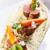 cerdo · lomo · alimentos · cena · filete · papa - foto stock © grafvision