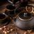 чайник · травяной · чай · таблице · японская · еда - Сток-фото © grafvision