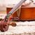 violoncelo · pormenor · branco · violino - foto stock © grafvision