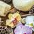 orchidee · bloem · kom · mooie · gezondheid · spa - stockfoto © grafvision