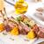 grillezett · bárány · steak · gurmé · fő- · főfogás - stock fotó © grafvision
