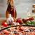 eigengemaakt · pizza · stilleven · vers · voedsel · restaurant - stockfoto © grafvision