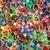 kleurrijk · drie · hand · werken · handen - stockfoto © grafvision