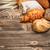 verschillend · brood · groep · oude · houten · tafel · hout - stockfoto © grafvision