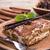 tiramisu · alimentos · vidrio · fondo · torta · negro - foto stock © grafvision