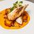 aardappel · gemarineerd · kipfilet · voedsel · restaurant · kip - stockfoto © grafvision