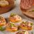 bruschetta · máj · gurmé · étel · étel · vacsora · ebéd - stock fotó © grafvision