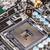 電子 · 回路基板 · プロセッサ · 技術 · サーバー - ストックフォト © grafvision