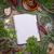 kruiden · hout · groene · bladeren · koken · tool - stockfoto © grafvision