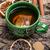 chá · saco · manchado · madeira · papel - foto stock © grafvision
