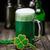 聖パトリックの日 · 緑 · ビール · クローバー · パーティ · ガラス - ストックフォト © grafvision