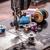 fonál · varrógép · méretre · szab · gép · stúdió · szerszám - stock fotó © grafvision