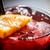 czerwony · koktajl · pomarańczowy · plasterka · kostkę · lodu · tle · bar - zdjęcia stock © grafvision