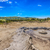 lama · vulcão · cratera · textura · salpico · bolha - foto stock © grafvision