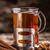 glass of turkish tea stock photo © grafvision