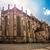 katolikus · katedrális · város · Romania · templom · fehér - stock fotó © grafvision