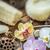 orchidee · bloemen · kom · water · natuur - stockfoto © grafvision