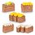 suporte · comida · ovo · sobremesa · refeição - foto stock © grafvision