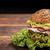 cheeseburger · carne · insalata · pomodoro - foto d'archivio © grafvision