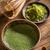 té · tazón · bambú · batidor · beber · japonés - foto stock © grafvision