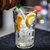 barman · soda · water · framboos · cocktail - stockfoto © grafvision