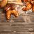 válogatás · sült · áru · űr · szöveg · étel - stock fotó © grafvision