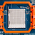processzor · foglalat · alaplap · kék · üres · processzor - stock fotó © grafvision