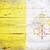 vlag · Vaticaanstad · geschilderd · hout · plank - stockfoto © grafvision