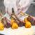 ラック · 子羊 · 料理 · 肉 · バーベキュー · 火災 - ストックフォト © grafvision