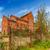 parede · de · tijolos · velho · destruído · casa · edifício · cidade - foto stock © grafvision