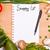kézzel · írott · vásárlás · lista · fehér · papír · étel - stock fotó © grafvision