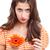 Young pretty woman stock photo © grafvision