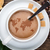 コーヒー · 白 · カップ · スプーン · 木製 · カフェ - ストックフォト © grafvision