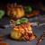 caseiro · caramelo · servido · doce · xarope · tradicional - foto stock © grafvision