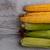 トウモロコシ · 2 · 孤立した · 白 · 食品 · 葉 - ストックフォト © grafvision