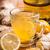 té · jengibre · limón · vidrio · taza · beber - foto stock © grafvision