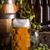 közelkép · sör · üveg · áll · bár · pult - stock fotó © grafvision