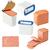 collectie · vlees · geïsoleerd · witte · voedsel - stockfoto © grafvision