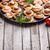 mini pizza stock photo © grafvision
