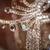 metal · feminino · colar · rústico · moda - foto stock © grafvision